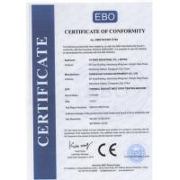 YUYANG INDUSTRIAL CO., LIMITED Certifications