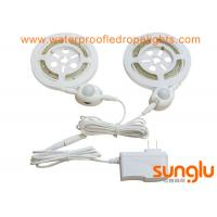 China Dimmable Motion Activated Bed Light LED Strip for Bedroom Night Light Amber for Baby on sale
