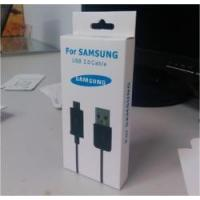 China Printed USB Cable Box Packing / Paper Box Packaging For Electronic Product on sale