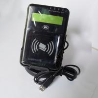 Buy cheap ACR1222L VisualVantage USB NFC Reader Writer with LCD SAM Slots For FeliCa&ISO14443A/B &ISO18092 Tags product