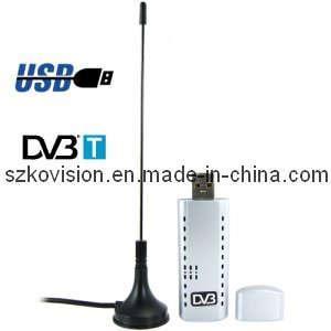 China USB Digital TV Receiver / HD&SD USB TV Card (KV-DVB603-T) on sale