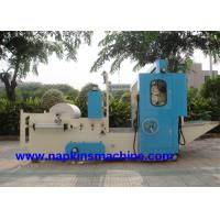 Buy cheap 3 Phase Z Fold Hand Towel Tissue Paper Napkin Making Machine For Toilet / Kitchen product