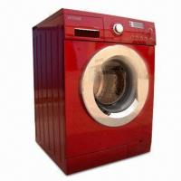 Buy cheap Front Loading Washing Machine with 10kg Wash Capacity, Foam Sensing and Removal product