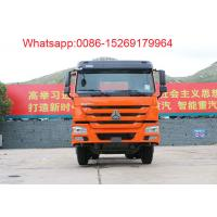 Buy cheap SINOTRUK HOWO ZZ4257S3241W 10 wheel tractor truck product