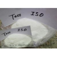 Buy cheap 99.5% Assay Anabolic Steroid Muscle Growth , Raw Hormone Testosterone Isocaproate product