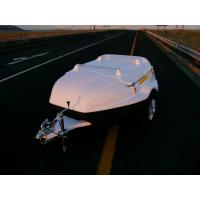 Buy cheap Customized Recreational Vehicle Parts Fiberglass Motorcycle Trailers Save Energy Consumption product