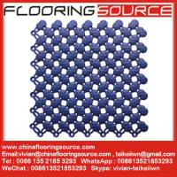 Buy cheap Wet Area Matting Tiles Interlock pvc tiles keep wet areas clean and safe product