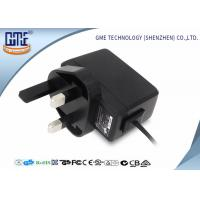 Buy cheap 5V 2000mA AC DC Power Adapter 3 UK Prong Plug For Medical Machine product