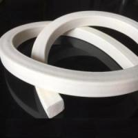 Quality silicone sponge rubber seals for mechanical products/heat -resistant silicone rubber strip for sale
