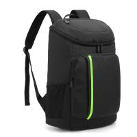 China Portable 30 Cans Insulated Backpack Cooler Bag For Food Transport Large Capacity on sale
