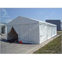 Buy cheap Outdoor Portable Industrial Storage Tents Shelter , Commercial Storage Tents from Wholesalers
