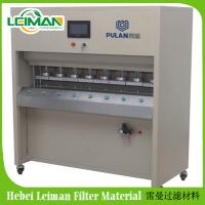 Buy cheap PLPV-8 Filter Element PVC film making machine product