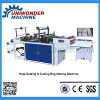 Buy cheap Heat Sealing and Cold Cutting Bag Making Machine product