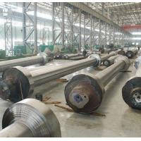 Buy cheap Stainless Steel 304 / 316 Propeller Tail Shaft with CCS, BV Certificate product