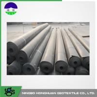 Buy cheap 1.50mm HDPE Polyethylene Pond Liner High Seepage For Agriculture product