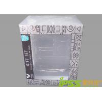 Plastic PVC Printed Packaging Boxes For Electronic Product