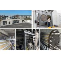Buy cheap 40Nm3/h Water Electrolysis Hydrogen Production Equipment Project In container product