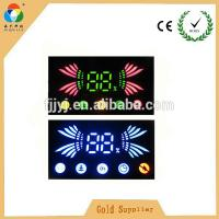 China 2015 new prodcut indoor led module display with 2 digits seven segment display for air-condition on sale