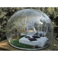 Buy cheap Promotion Advertising Camping Bubble Inflatable Tent Easy To Establish product