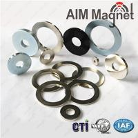 Buy cheap High quality ring ndfeb magnets product