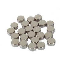 China Commercial Neodymium Super Magnets / Neodymium Cylinder Magnets on sale