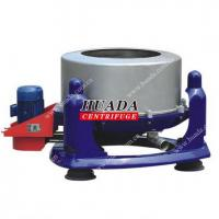 Buy cheap SS Three Column Manual Top Discharge Centrifuge product