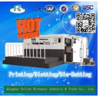 China Complete High Speed Corrugated Carton Box Die-Cutting Machine on sale