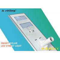 Buy cheap High Rate Solar Powered LED Street Lights with 120 Degree Lens Angle product