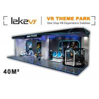 Buy cheap Vr Theme Park Supplier 9D Virtual Reality Cinema 9d Virtual Reality Game Machine For Sale product