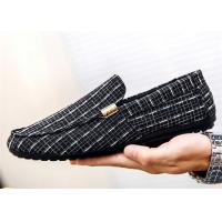 Buy cheap Europe Style Loafer Slip On Shoes Fashion Rivets Wedding Party ROSH Certification product