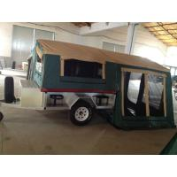 China off road tent camper trailer  Heavy-duty trailer Travel Trailer on sale