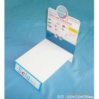 Customized fashionable literature Acrylic Display Stands for travel agencies