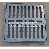 Buy cheap trench cover cast iron cover and grating , product