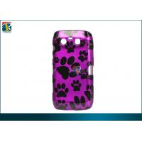 Buy cheap Fashionable 4c Colorful Printing Protective Case For Blackberry Torch 9860 / 9850 / 9870 product