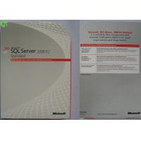 Buy cheap Windows Server 2012 Data Center / Standard Retail Version With Online Activation Warranty product