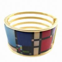 Buy cheap Digital multicolor hinge cuff product