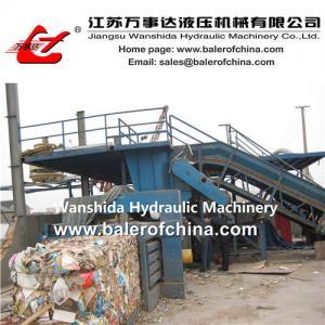 China Waste OCC Cardboards Baler Manufacturer on sale