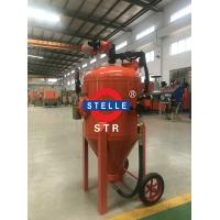 Buy cheap Automotive Marine Water And Glass Blasting Equipment Surface Preparation product