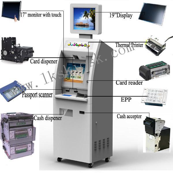 china kiosk manufacturer