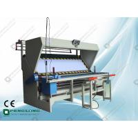 Equipped two Expanding roller Checking and Winding Machine for Fabrics