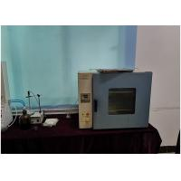China Washer Foundry Sand Testing Equipment Methylene Blue Absorption Tester on sale
