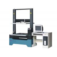 Buy cheap Carton Box Compression Testing Machine 2T Capacity Anti Press Testing Equipment product