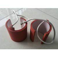 Buy cheap 350W , 220 - 240V Silicone Rubber Heater , Silicone Heater Pad , Silicone Rubber Mug product