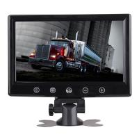 Buy cheap 9 Inch TFT LCD Monitor Car DVD Player RCA Input Support PAL NTSC product