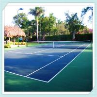 Buy cheap excellent quality PP suspended interlocking sports flooring mat product