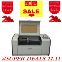 Buy cheap Mini Wood Laser Engraving Machine / Laser Cutter Engraver Water Cooling product