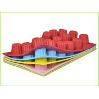 Buy cheap Silicone Kitchen Bakeware, Silicon Cake Baking Mould, Soap Molds, Ice Cube Tray product