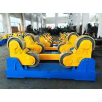 Buy cheap CE Approved Self Aligning Rotator For Pipe Welding 10 Ton - 200 Ton Driver Shneider from wholesalers
