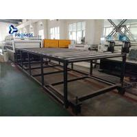 Buy cheap Building PVC Crust Plastic Sheet Extrusion Machine 380V 50HZ Working Voltage product