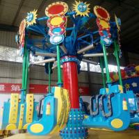 Buy cheap Airborne Shot Model Flying Chair Ride 1 Year Warranty With FRP And Steel Material product
